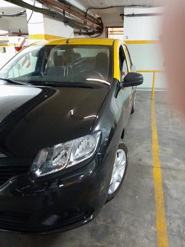 Renault Logan Authentic Plus Taxi 2019