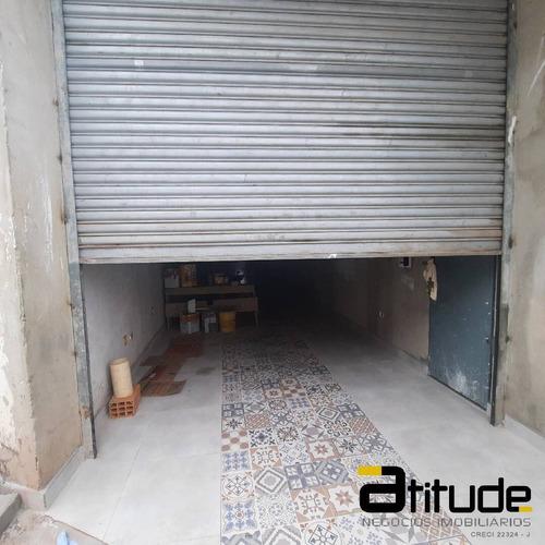 Imagem 1 de 6 de Salão Comercial Para Locação Em Barueri - Vila Do Conde - 4895