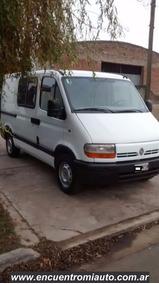 Renault Master . Furgon 2.8 Excelente P/lat Baydem