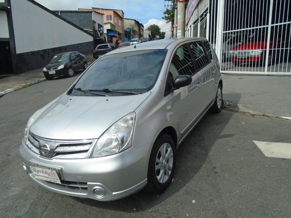 Nissan Livina 1.8 S 16v 2013