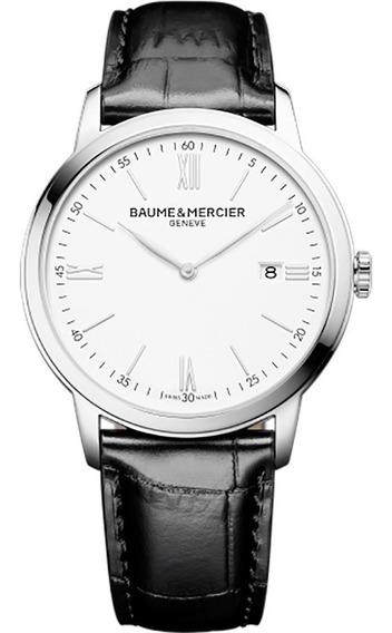 Reloj Para Hombre Baume & Mercier Classima 10323 Ghiberti