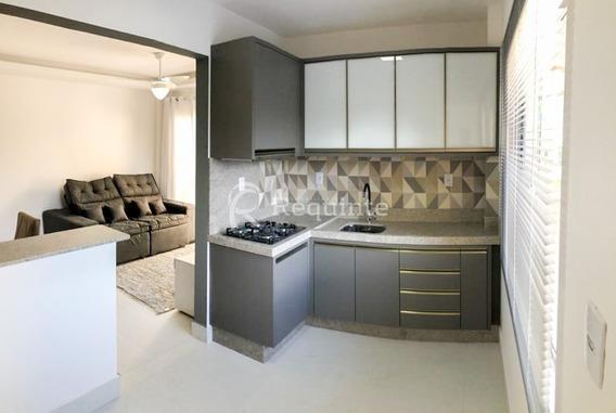 Apartamento Com 3 Dormitórios Mobiliado Em Itapema - 1740