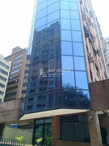 Imagem 1 de 15 de Sala Comercial Para Aluguel No Bairro Bela Vista - São Paulo, Sp - Aa11661