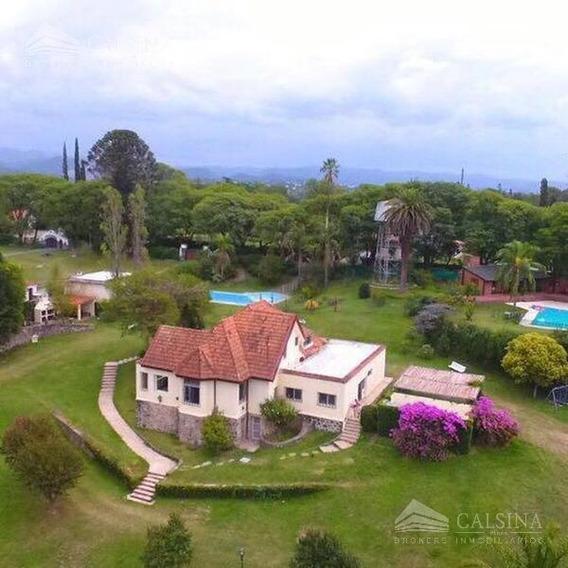 Casa - Villa Allende Golf - 5 Dormitorios