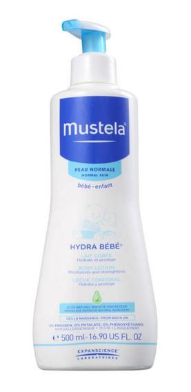 Mustela Hydra Bébé Lait Corps - Hidratante 500ml Blz
