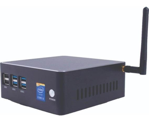 Mini Pc Nuc Core I3 4gb 240gb Ot5 Windows 10