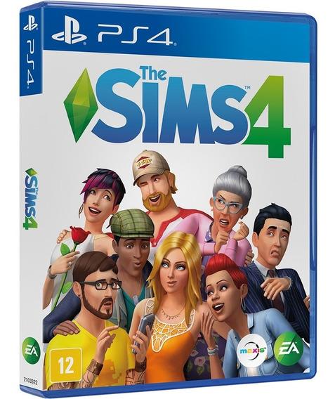 The Sims 4 Ps4 Mídia Física Novo