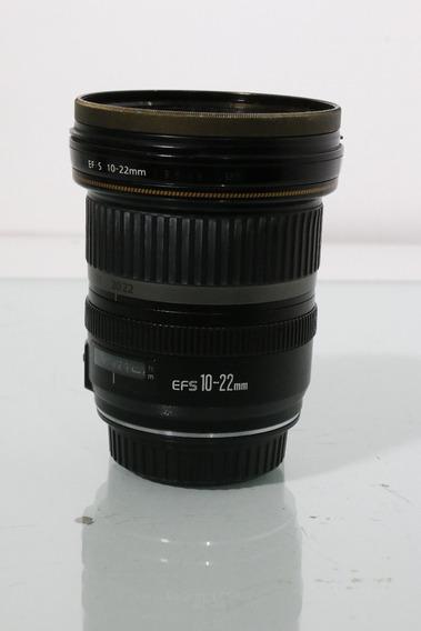 Lente 10x22 Canon Grande Angular