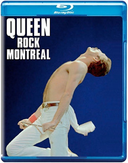 Blu-ray Queen Rock Montreal & Live Aid (vinilohome) Bluray