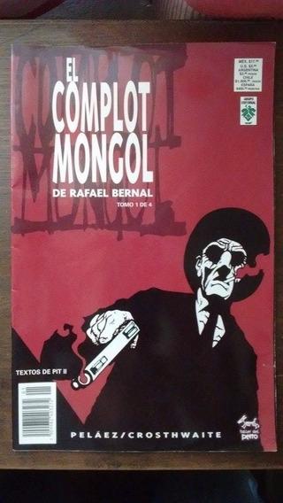 El Complot Mongol (historieta)