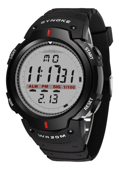 Relógio Masculino Synoke 61576 Digital A Prova D