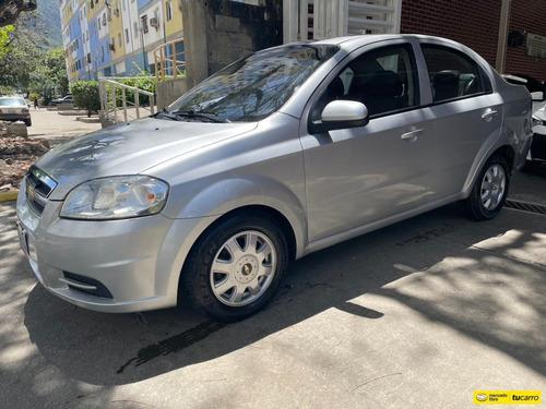 Chevrolet Aveo Lt Automatico