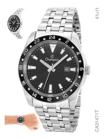 Relógio Masculino Chmapion Esportivo Ca31471t