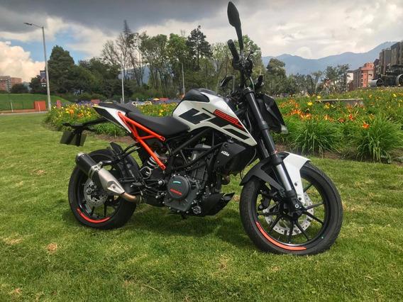 Ktm Duke 250 Ng 2018
