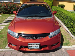 Honda Civic 2.0 Si Sedan Mt