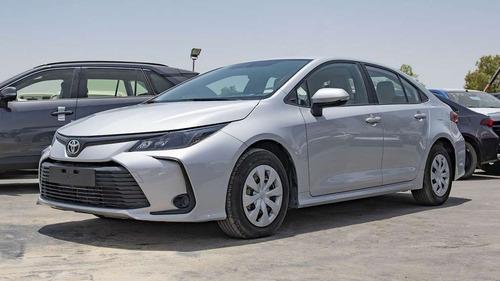 Imagen 1 de 10 de (lhd) Toyota Corolla Xli 1.6p 2020 - Plateado