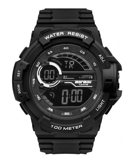 Relógio Mormaii Masculino Wave Mo3660ab/8p