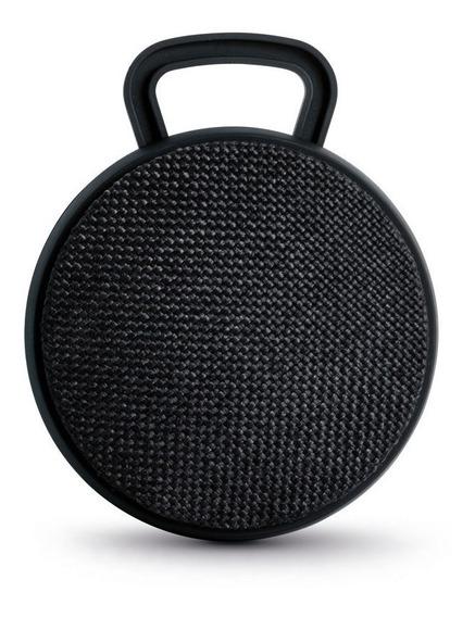 Caixinha Som Bluetooth Emborrachada Com Alça Atende Chamada