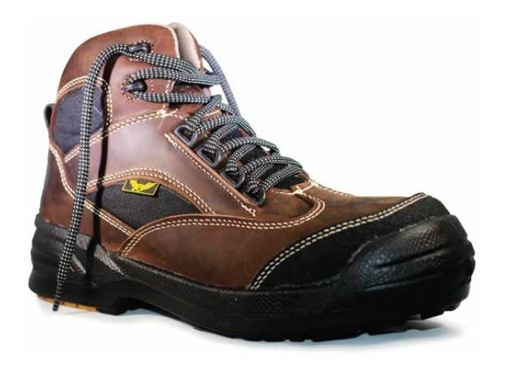 Bota Iron Wings° 304 Calzado Industrial Para Dama