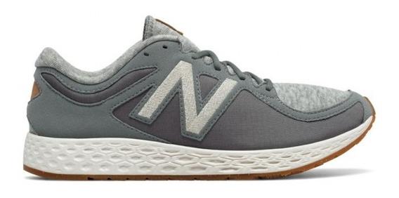 Zapatillas New Balance Wlzantvb - Gris