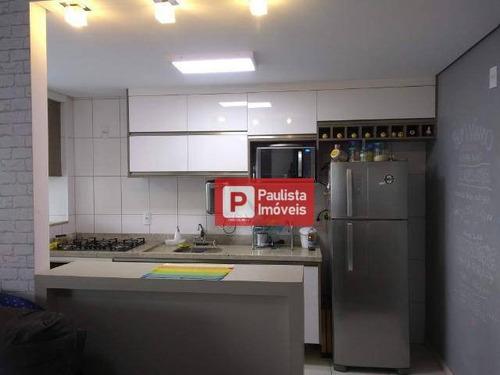 Apartamento Com 1 Dormitório À Venda - Vila Valença - São Vicente/sp - Ap28408