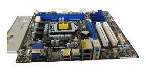 Placa Mãe Socket 1155 Core I3,i5,i7 2º E 3º Geração