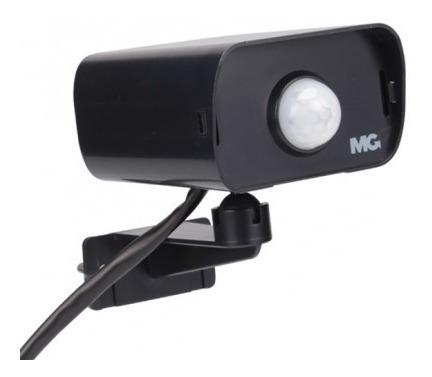 Sensor De Presença Externo Bivolt Mpx-40f Preto Margirius