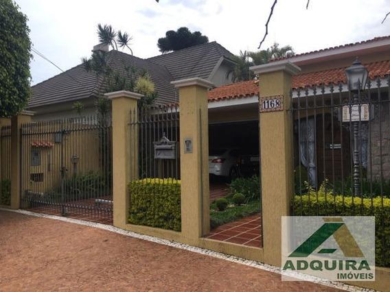 Comercial Casa Com 4 Quartos - 3098-v