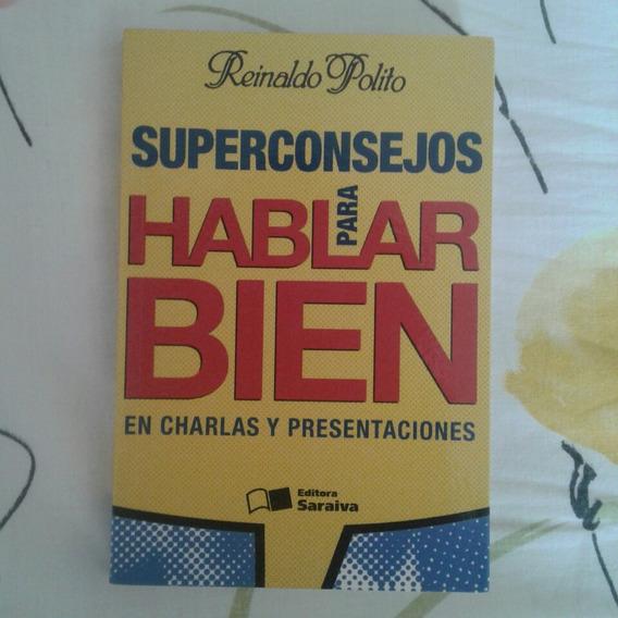 Reinaldo Polito-espanhol:super.consejos:hablar Bien.