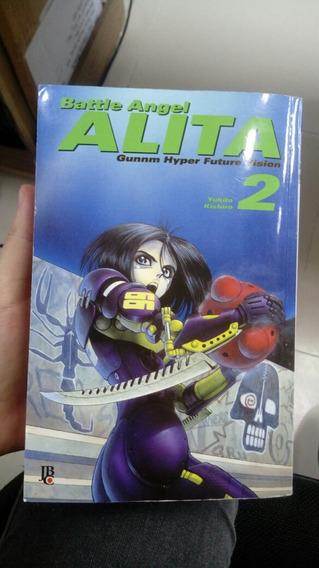 Manga Battle Angel Alita N°2 Jbc