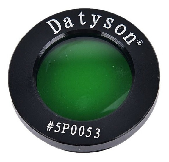 Filtro 1.25 Telescópio, Verde