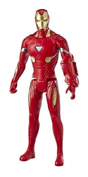 Figura Avengers Vingadores Ultimato 30cm Homem De Ferro