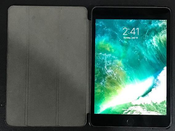 Tablet Apple iPad Mini 4 Wi-fi 128gb - Cinza