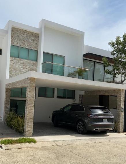 Casa En Renta Amueblada, 3 Recámaras, Aqua By Cumbres, Av. Huayacán, Cancún