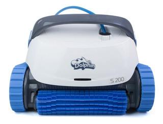 Robot Piscinas Limpiafondo Dolphin S200 Trepa Paredes Nuevo