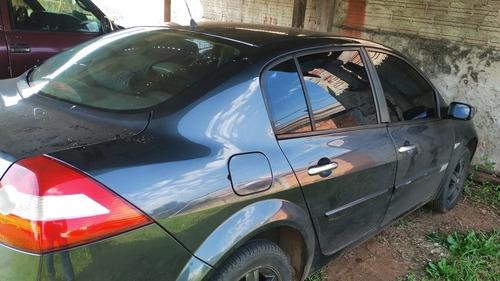Imagem 1 de 1 de Renault Megane 2007 1.6 Dynamique Hi-flex 4p