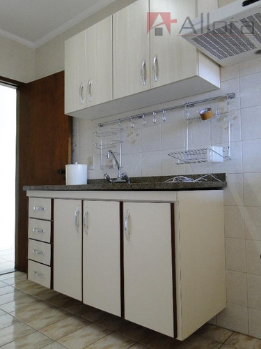 ** Excelente Apartamento De 03 Dormitórios, Sendo 1 Suíte Com Armários, Para Locação, Centro, Bragança Paulista. - Ap0652