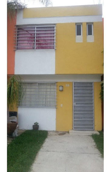 Se Renta Casa En Santa Ana De Tepetitlan, Zapopan