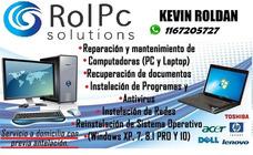 Reparación-service: Pc-notebook-netbook- Armado De Pc