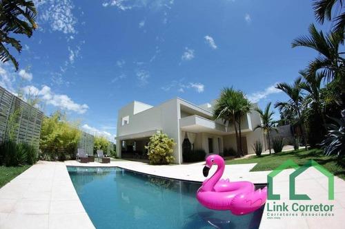 Casa À Venda, 375 M² Por R$ 2.500.000,00 - Jardim Das Palmeiras - Campinas/sp - Ca0475