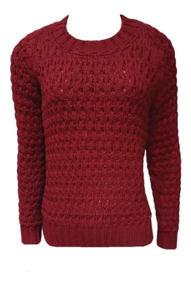 Sweater Scombro Modelo: Calado. Cuello Red. Puño. Cod: /2046