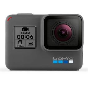 Câmera De Ação Gopro Hero 6 Black 12mp 4k (1 Ano Garantia)