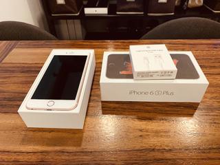 iPhone 6s Plus, 64 Gb, Excelente Estado. Economico, Liberado
