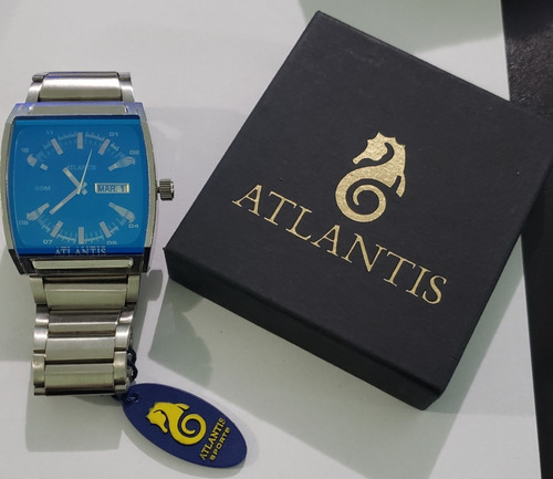 Relógio Atlantis A3114 Raridade