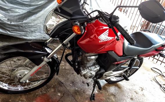 Honda Cg 160 Cc Start