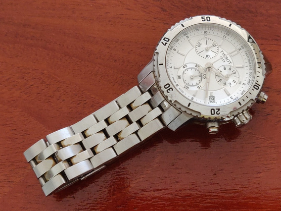 Relógio Suiço Tissot Com Visor De Safira. Estudo Propostas.