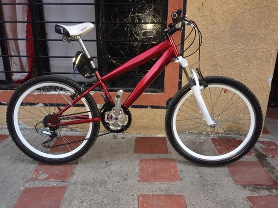 Bicicleta Todoterreno Gw 24