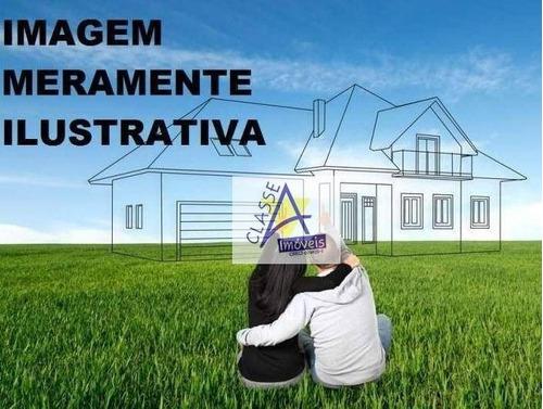 Terreno Divisa Mauá E Ribeirão Pires, Excelente Localização! - Te0050