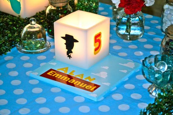 6 Centros De Mesa De Toy Story Aluzza