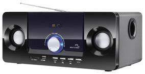 Caixa De Som 2.1 Multilaser Sp117 - 20w Rms - Mp3 Player,